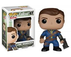 Одинокий странник из игры Fallout