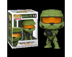Мастер Чиф с винтовкой МА40 из игры Halo Infinite