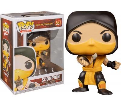 Классический Скорпион из игры Mortal Kombat