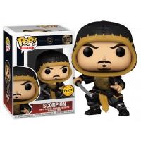 Скорпион (Chase) из фильма Mortal Kombat