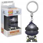 Уинстон (Keychain) из игры Overwatch