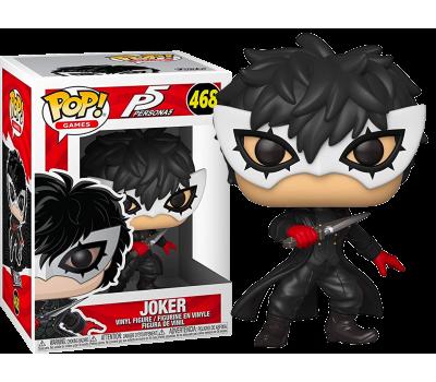 Джокер из игры Persona 5