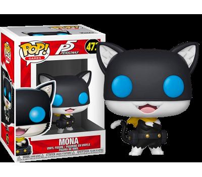 Мона из игры Persona 5