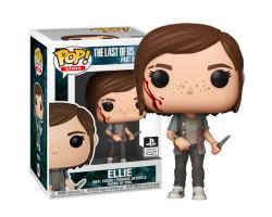 Элли из игры The Last of Us