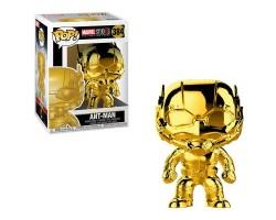 Человек-муравей  - Хромированное золото