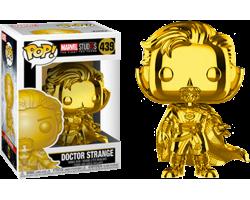 Доктор Стрэндж  - Хромированное золото