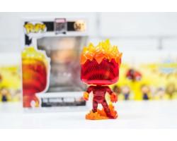 Человек-факел первое появление из серии 80 лет Marvel