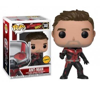 Человек-муравей без маски (Chase) - Мятая коробка
