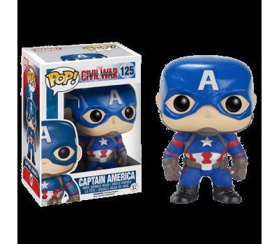 Капитан Америка из вселенной Марвел
