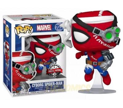 Человек-Паук Киборг (Эксклюзив) из комиксов Marvel