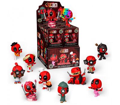 Коробочка Дэдпул Мистери Минис (Mystery Minis) - Deadpool 30th