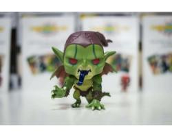 Зеленый Гоблин из мультфильма Человек-паук: Через вселенные