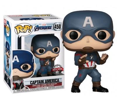 Капитан Америка (Эксклюзив) из фильма Мстители: Финал