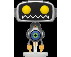Робот Хёрби из комиксов Фантастическая четвёрка