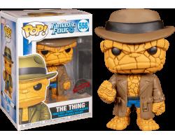 Существо в шляпе (Эксклюзив) из комиксов Фантастическая четвёрка