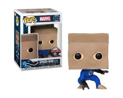 Человек-паук в костюме фантастической четверки(Эксклюзив Walgreens) из комиксов Марвел