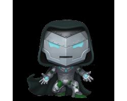 Бесславный Железный Человек светящийся из комиксов Марвел