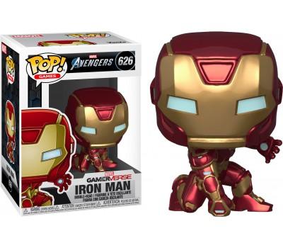 Железный Человек из игры Мстители Marvel