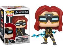 Черная Вдова из игры Мстители Marvel