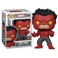 Красный Халк из комиксов Marvel