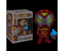 Железный человек х Тор светящийся (Эксклюзив) из комиксов Искажения бесконечности Марвел