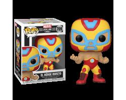 Железный Человек из серии Lucha Libre