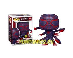 Майлз Моралес в костюме из программируемой материи светящийся (Эксклюзив) из игры Человек-паук: Майлз Моралес