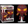 Майлз Моралес в костюме STRIKE из игры Человек-паук: Майлз Моралес