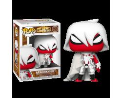 Человек-паук x Лунный рыцарь из комиксов Искажения бесконечности Марвел