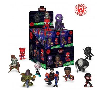 Коробочка мистери минис (Mystery Minis) из мультфильма Человек-паук: Через вселенные