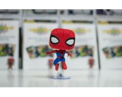 Человек-Паук (Питер Паркер) из мультфильма Человек-паук: Через вселенные