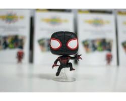 Человек-Паук (Майлз Моралес) из мультфильма Человек-паук: Через вселенные
