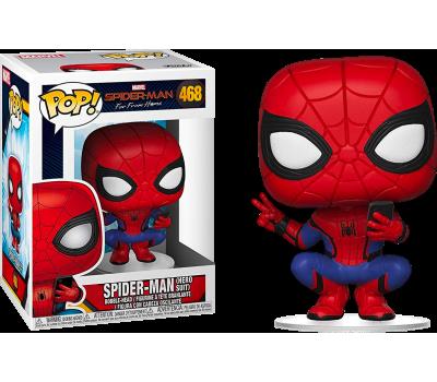 Человек-Паук из фильма Человек-паук: Вдали от дома