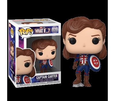 Капитан Картер из мультсериала Что если...?