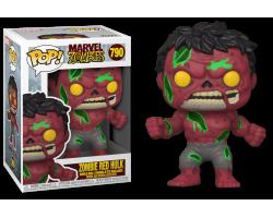 Красный Халк из комиксов Марвел Зомби