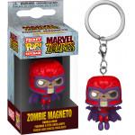 Брелок (Keychain) Магнето зомби из комиксов Марвел Зомби