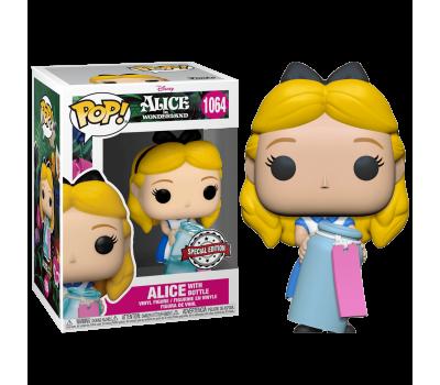 Алиса с бутылочкой (Эксклюзив) из мультфильма Алиса в Стране Чудес