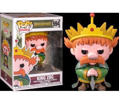 Король Зог из мультсериала Разочарование