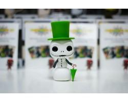 Снеговик Джек из мультфильма Кошмар перед Рождеством