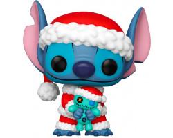 Стич в образе Санта Клауса (Эксклюзив Hot Topic) из линейки Holiday