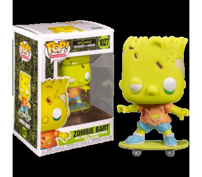 Барт Симпсон зомби из мультсериала Симпсоны