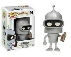 Bender из сериала Futurama