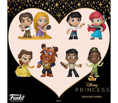 Funko Mystery Minis: Disney: Royal Romance 36525 (2-pack)
