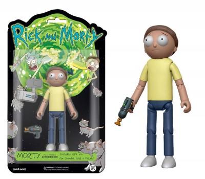 Action Figure - Морти из мультсериала Рик и Морти