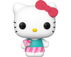 Хеллоу Китти с лакомством из серии Hello Kitty