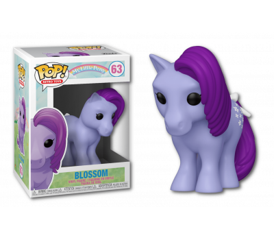 Блоссом из серии Retro toys My Little Pony