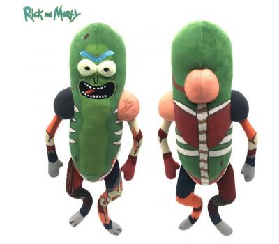 Плюшевая игрушка (Funko Galactic Plushies) Огурчик Рик из сериала Рик и Морти