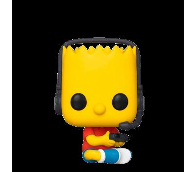 Барт Симпсон геймер (Эксклюзив) из мультсериала Симпсоны