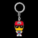 Брелок (Keychain) Даффмен из мультсериала Симпсоны
