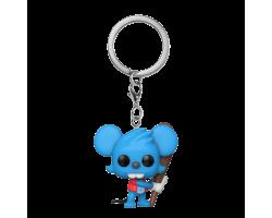 Брелок (Keychain) Щекотка из мультсериала Симпсоны
